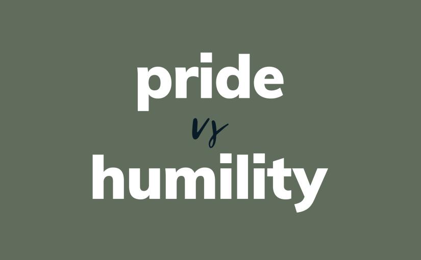 Spiritual Warfare Skill –Humility