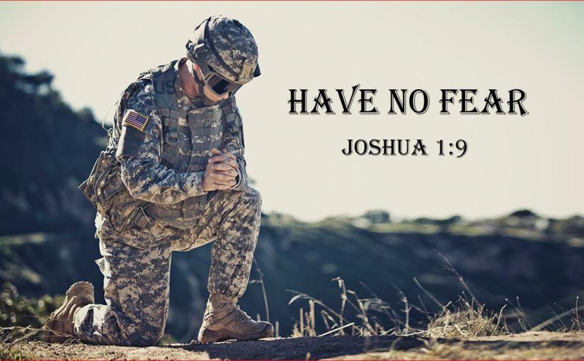 Spiritual Warfare Skill – NoFear